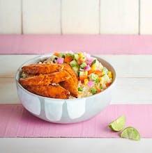Chicken Salsa Bowl