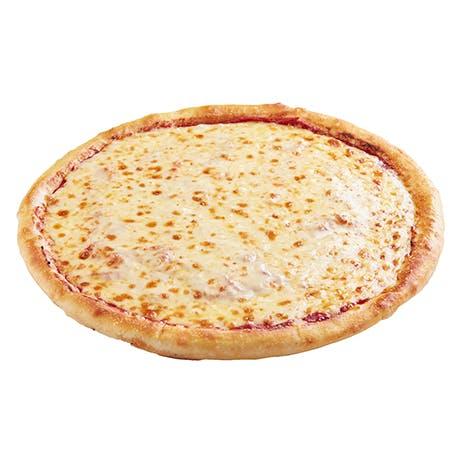 Cheesy Cheese Pizza