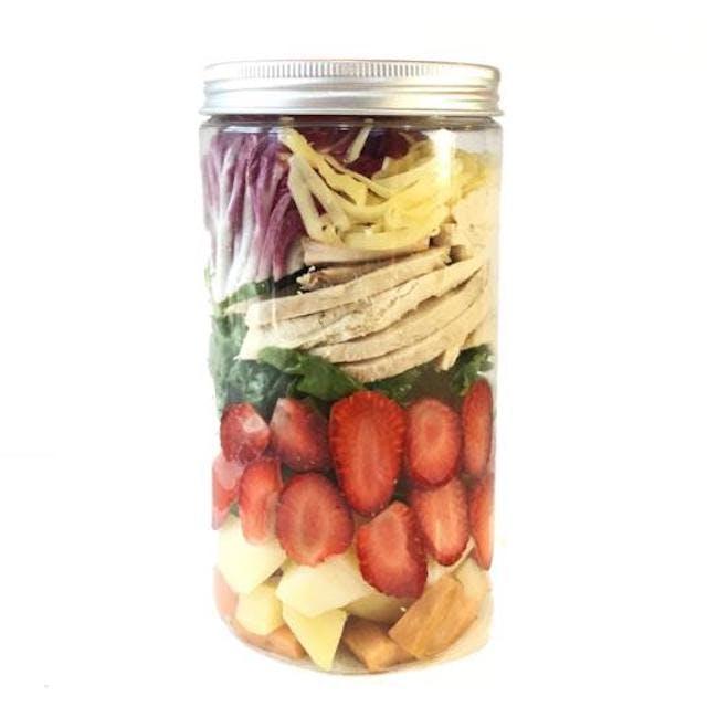 Berry Strong Jar  (311 kcal)