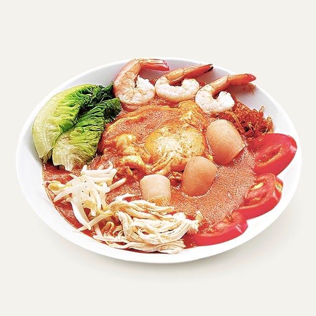 Mee Bandung (crab)