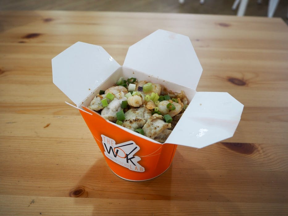 Create your Wok Meal from RM6.90