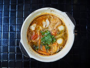 Tom Yam Soup (chicken)