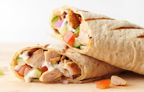 Chicken Shawarma (Small)