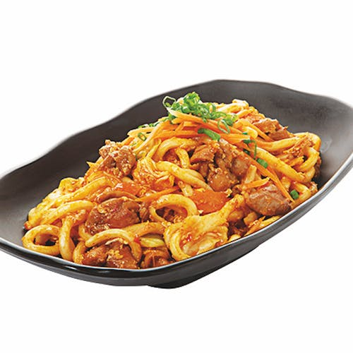 Spicy Yaki Udon