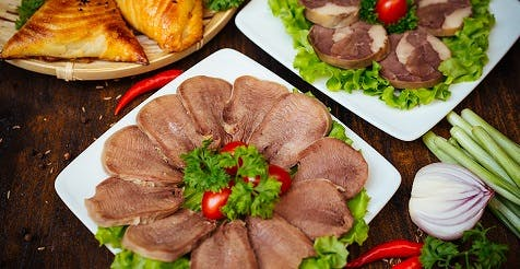 Beef Tongue (100г)