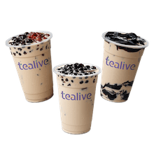 BUNDLE: 3 Tealive Milk Tea (R)