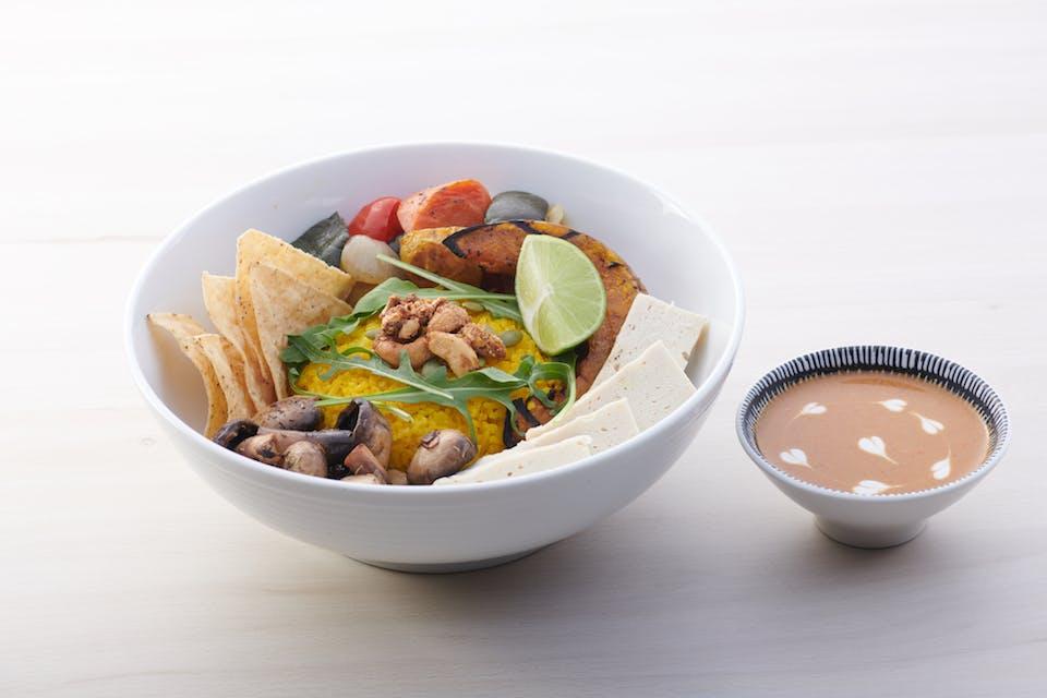 Juiceria Buddha Bowl