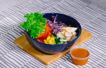 Classic Chicken Fiesta Pasta Salad