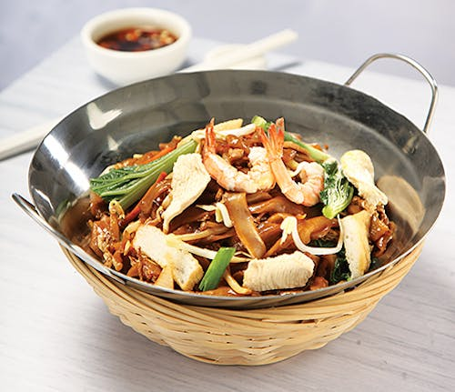 Fried Kwai Teow