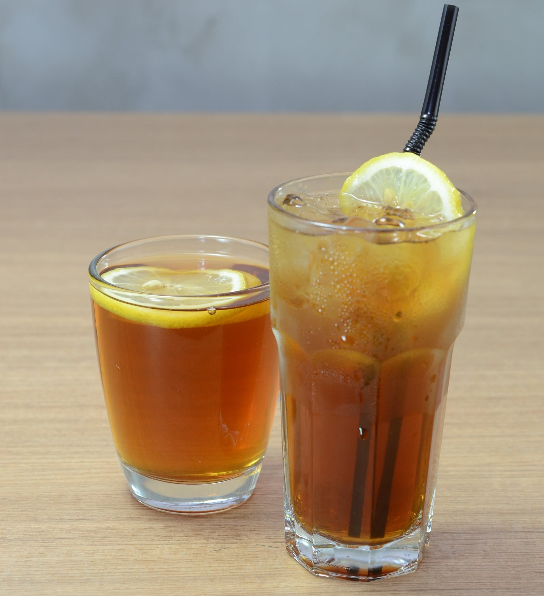 DB3 Lemon Tea (Hot)