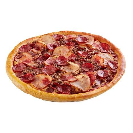 Meat Munchers Pizza