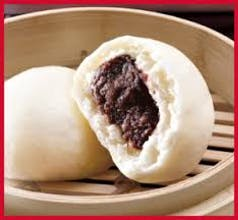 Red Bean Bun (3 pcs)