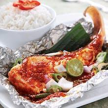 Ikan Pari Set