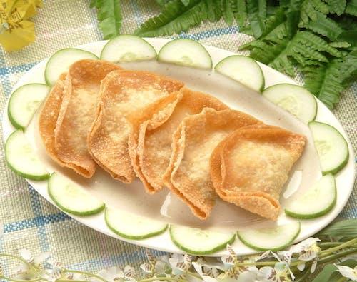 Deep Fried Dumplings (5pcs)