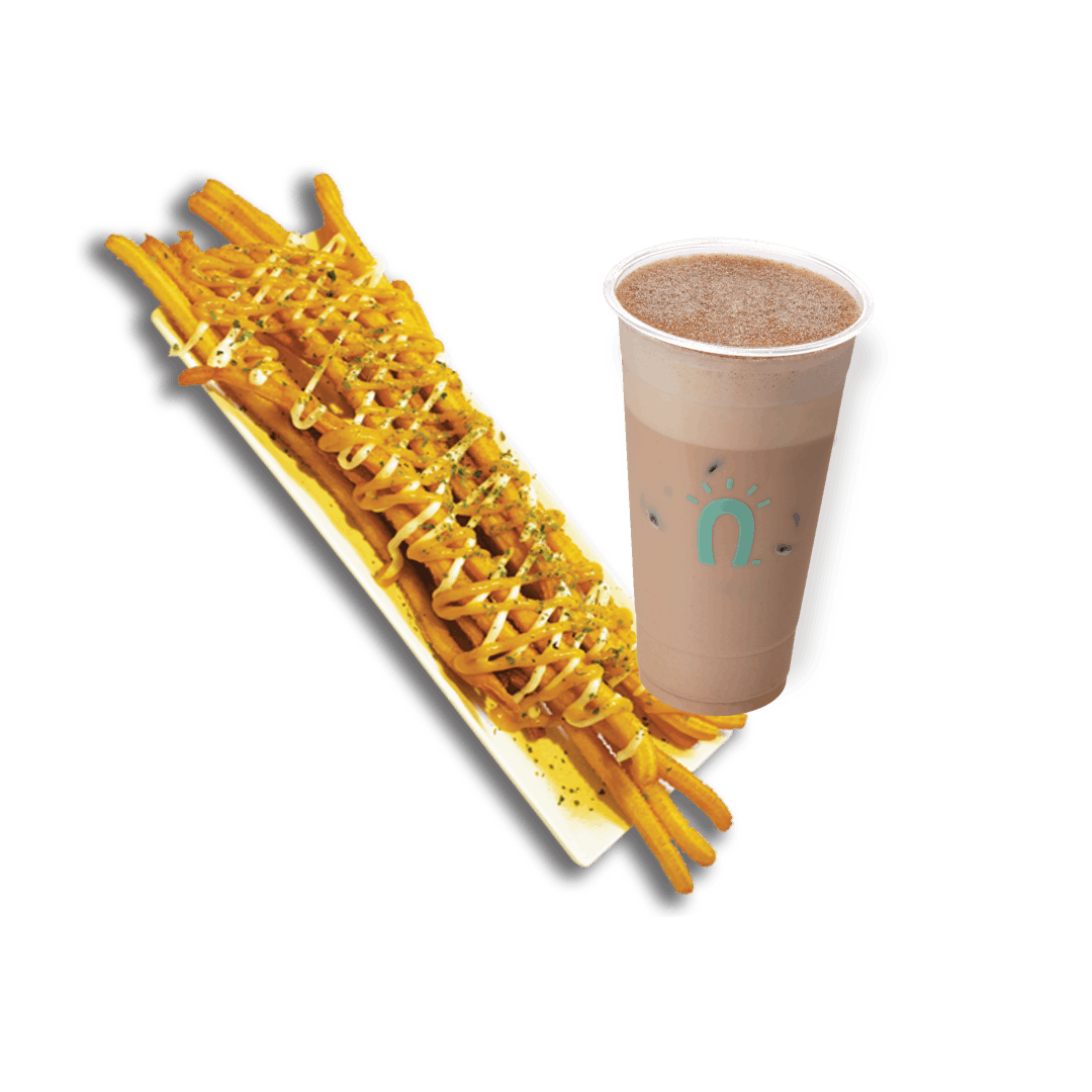 Set F - Long Fries