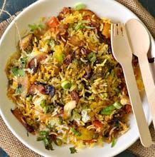 Veggie Mandi Rice Set