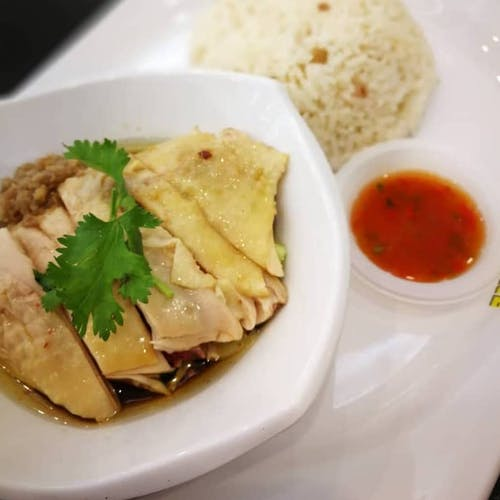 PICK your Chicken Rice + Drink