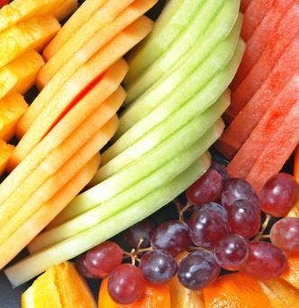 Classic Fruit Platter (126 kcal)