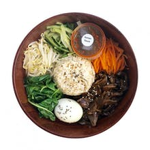 Korean Bibimbap (L)