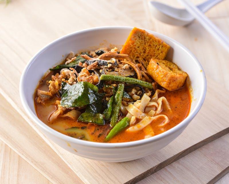 Curry Pan Mee