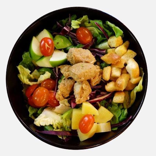 Cubic Teriyaki (salad/wrap)