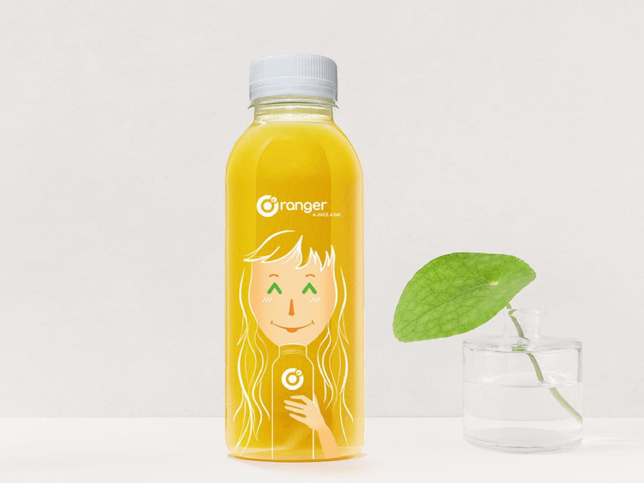 Oranger Juice - Anything