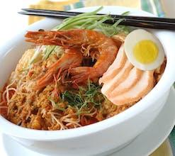 Siam Lemak Laksa Noodles