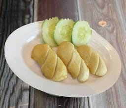 Fried Fish Cake (3pcs)