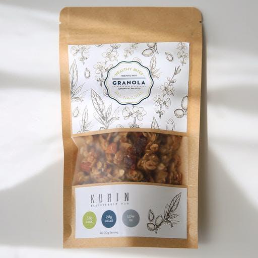 Medjool Date, Almond & Chia Seed