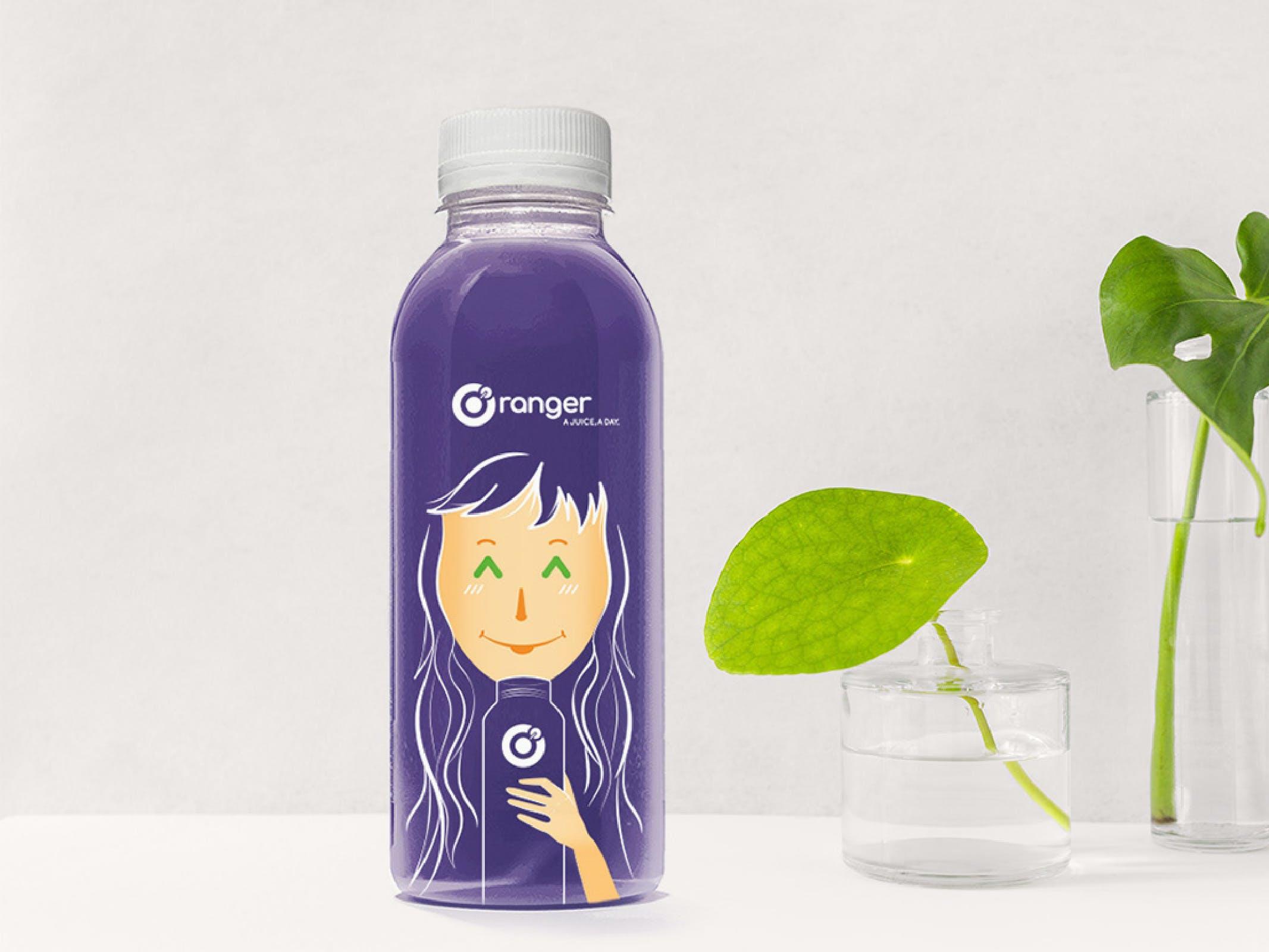 Oranger juice: Recharge