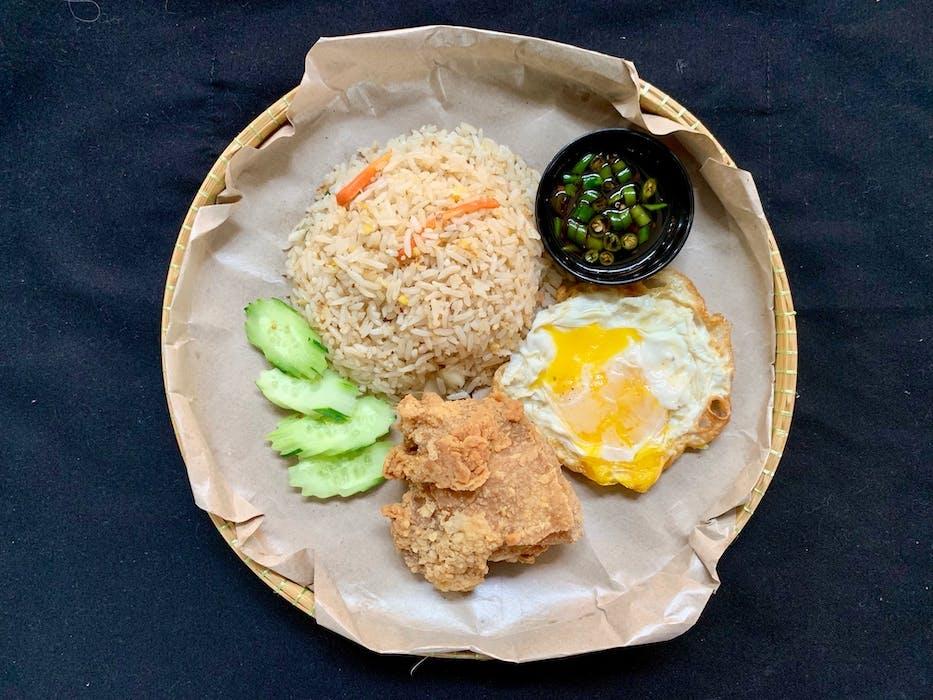 Nasi Goreng China Fried Chicken (B)