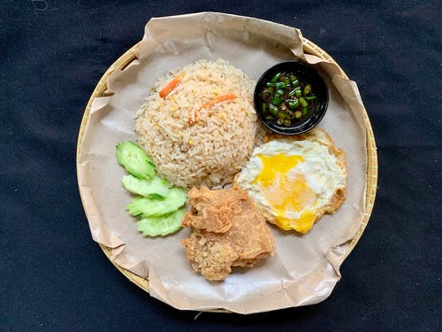 Nasi Goreng China Fried Chicken (B)