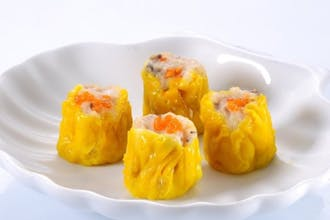 Chicken & Shrimp Siew Mai (4 pcs)