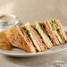 Tuna Swiss Melt Sandwich
