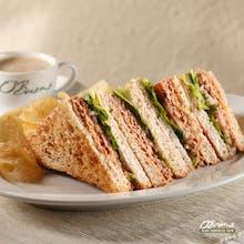 Tuna Swiss Melt Sandwich
