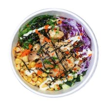 Build Your Grilled Chicken bowl