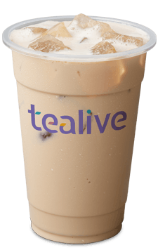 Hazelnut Milk Tea