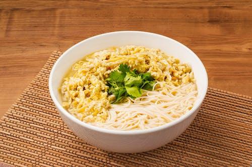 Ginger Egg Soup Mee Shua