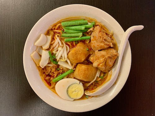 PICK your Laksa for RM9.90