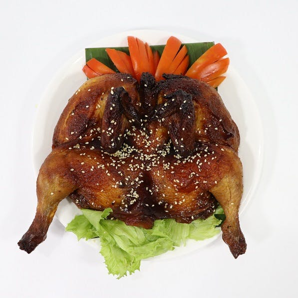 Honey Roasted Chicken (Bird)