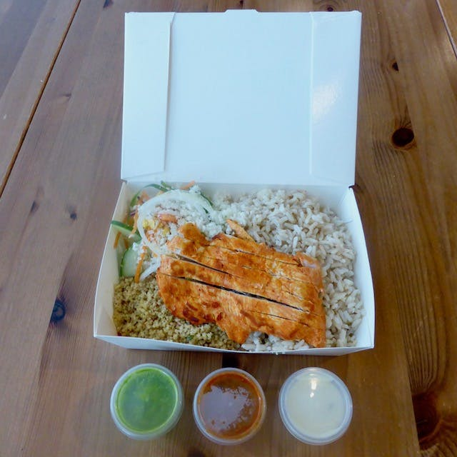 Chicken Breast Rice Bowl