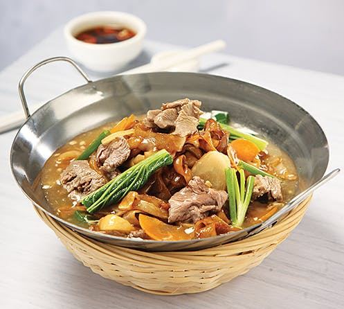 Ginger Beef Kwai Teow