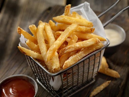 French Fries (Normal/Masala/Chilli)