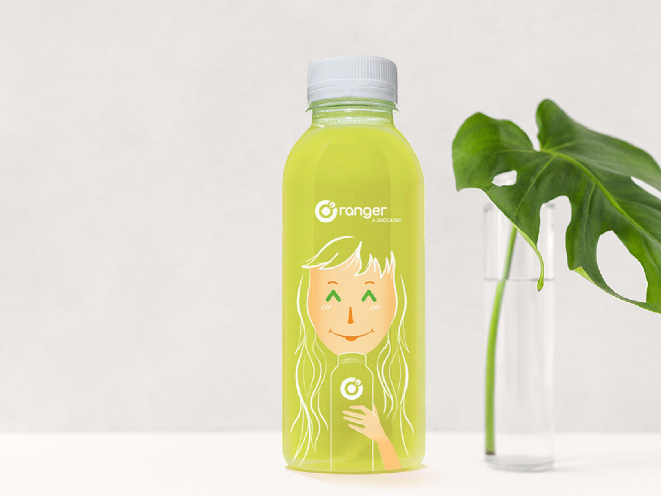 Oranger juice: Refresh