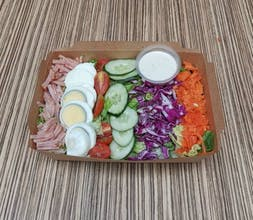 Turkey Egg-Cellent Salad Box