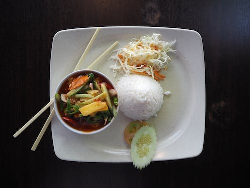 PICK your Thai Rice (Fish/Seafood)