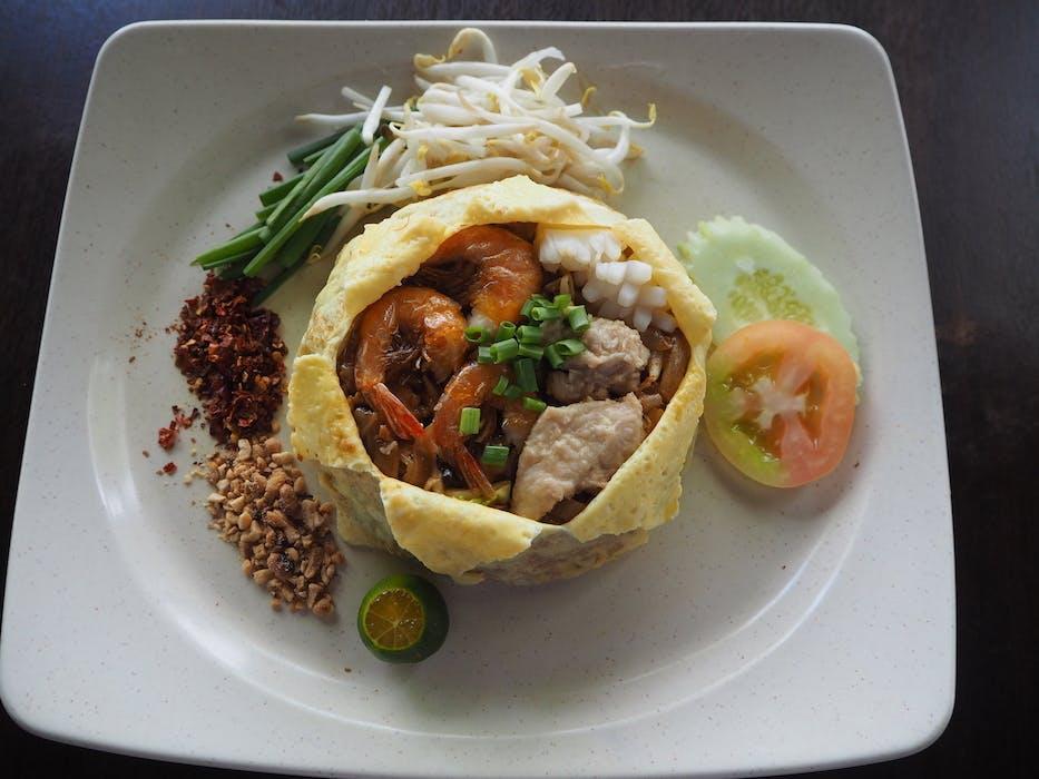 Pad Thai (Thai style Kuey Teow)