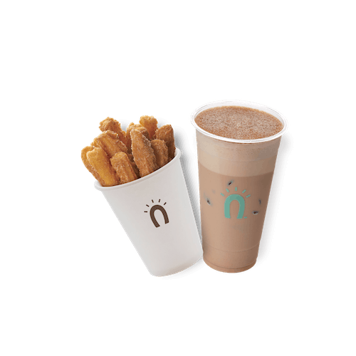 Set C: Stick Churros +Drinks