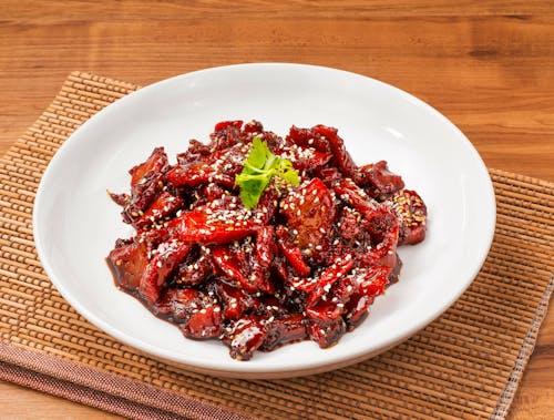 BBQ Mock Meat (Vegetarian)