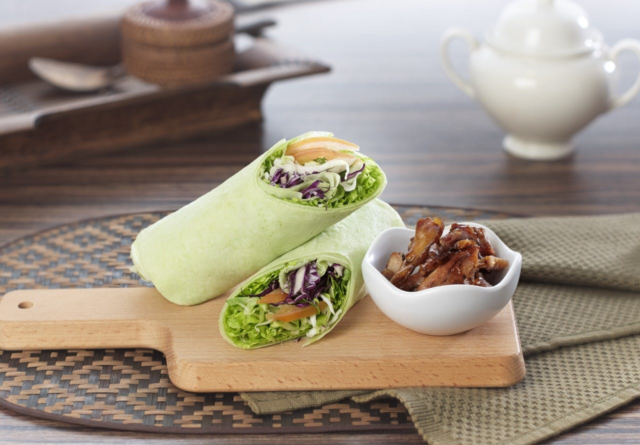 Salad Popiah (1 Roll)